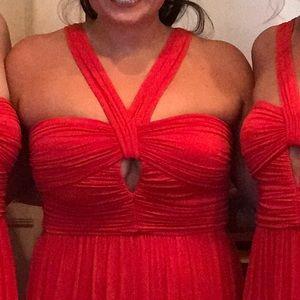 BCBGMaxAzria Dresses - BCBG Berry dress